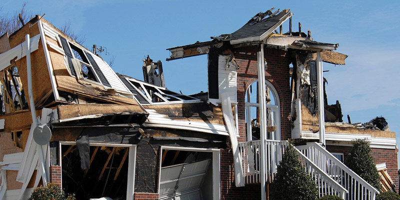 fire damage restoration Houston