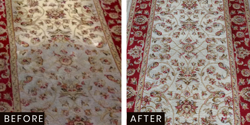 Oriental rug cleaning Houston